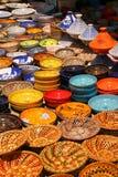 Decorative plates Royalty Free Stock Image