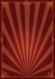Decorative poster Royalty Free Stock Photo