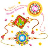 Decorative Rakhi for Raksha Bandhan Royalty Free Stock Images