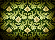 Decorative renaissance background stock illustration