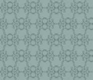 Decorative repeating pattern, vector Stock Photo