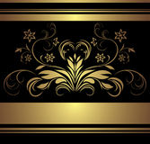 Decorative retro background for decor Royalty Free Stock Image