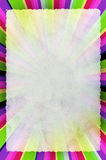 Decorative retro background paper. Style 80s. Bright colors Royalty Free Stock Photos