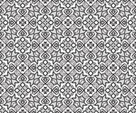 Decorative retro pattern Stock Photography
