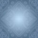 Decorative retro pattern Stock Photo