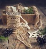 Decorative ribbon. Royalty Free Stock Photo