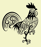 Decorative rooster Stock Image