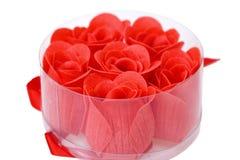 Decorative rose Stock Image