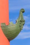 Decorative rostrum Royalty Free Stock Photography