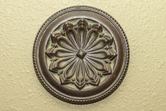 Decorative Round Wall Art Royalty Free Stock Image