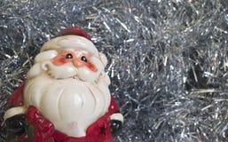 Decorative Santa Claus Royalty Free Stock Images