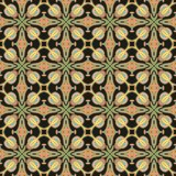 Decorative seamless ethnic pattern Stock Photography