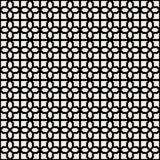 Decorative Seamless Geometric Vector Pattern Background Royalty Free Stock Photos