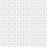 Decorative Seamless Geometric Vector Pattern Background Royalty Free Stock Image