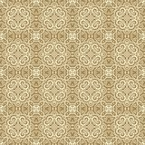 Decorative seamless laced pattern Stock Images