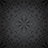 Decorative seamless pattern Royalty Free Stock Image