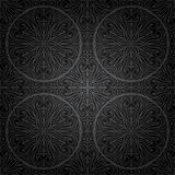 Decorative seamless pattern Royalty Free Stock Images