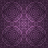 Decorative seamless pattern Royalty Free Stock Photography