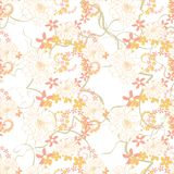 Decorative seamless pattern Royalty Free Stock Photo