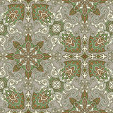 Decorative seamless pattern. EPS-8. Stock Photo