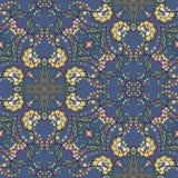 Decorative seamless pattern. EPS-8. Royalty Free Stock Photography