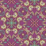 Decorative seamless pattern. EPS-8. Royalty Free Stock Photo