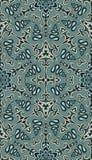 Decorative seamless pattern. EPS-8. Royalty Free Stock Photos