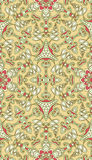 Decorative seamless pattern. EPS-8. Stock Images