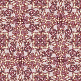 Decorative seamless pattern. EPS-8. Royalty Free Stock Photo