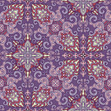Decorative seamless pattern. EPS-8. Stock Photo