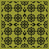 Decorative seamless pattern ornament Stock Photos