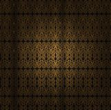 Decorative seamless pattern. Royalty Free Stock Photos