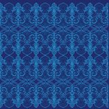 Decorative seamless pattern. Royalty Free Stock Images