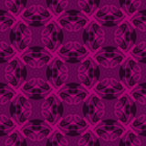 Decorative seamless patterns Royalty Free Stock Photography