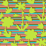 Spring pattern Stock Images