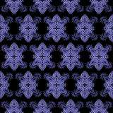 Decorative seamless tile pattern Stock Image