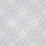 Abstract 3d Seamless Pattern Design. Decorative Seamless Vector Pattern Texture Background Royalty Free Stock Photos