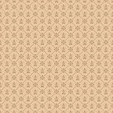 Decorative seamless wallpaper Royalty Free Stock Photo