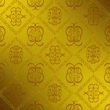 Decorative seamless wallpaper Royalty Free Stock Photos