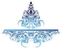 Decorative shape Stock Image