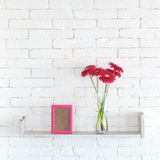 Decorative shelf Royalty Free Stock Photography