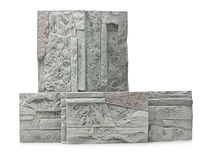 Decorative slate stone Stock Photos