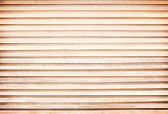Decorative slice of light brown plank patterns on wood wall texture for background , horizontal. Close up Decorative slice of light brown plank patterns on wood royalty free stock image