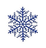 Decorative Snowflake Royalty Free Stock Image