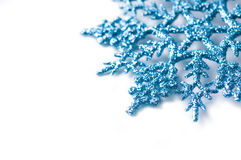 Decorative snowflake Stock Images