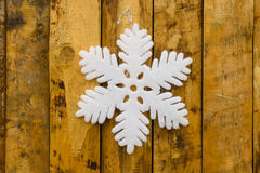 Decorative snowflake. Background. Royalty Free Stock Photos