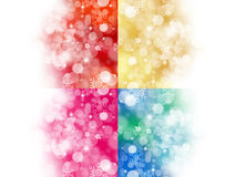 Decorative Sparkle Festive Backgrounds Royalty Free Stock Photography
