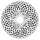 Decorative sphere Royalty Free Stock Photo