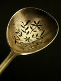Decorative spoon Stock Images