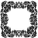 Decorative square frame Stock Photo